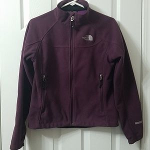 The north face jacket sz s